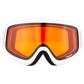 Rossignol Ace Goggles Damen white/cylindrical
